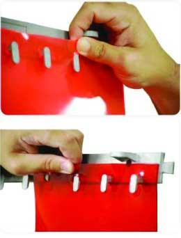 PVC Curtain & Doors