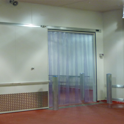 Polyvinyl Chloride (PVC) Curtains and Doors